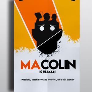 Macolin is human