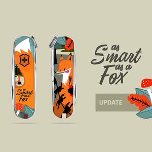 as smart as a fox