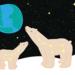 Polar bears from the Stars