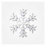 Diamond Snow Flakes