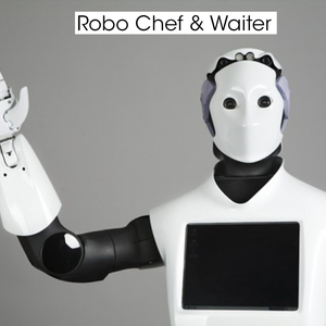 Robo Chef & Waiter