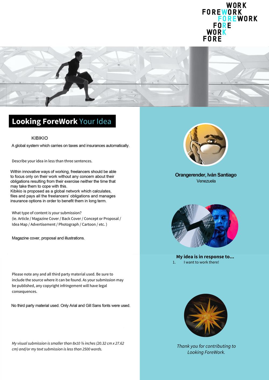 Lookingforework idea template bigger
