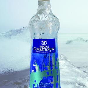 Cracked Arctic Ice