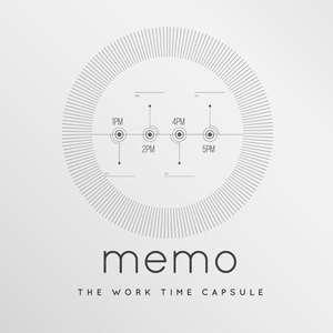 Memo - the work time capsule