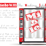 Miele WJB - The jukebox washing machine