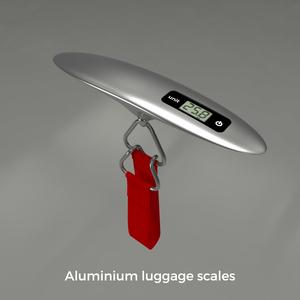 aluminium luggage scales