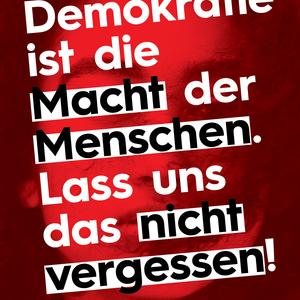 Democracy is people's power