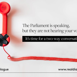 Real Dialogue - Time for a two-way conversation
