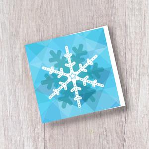 Blue Snowflake (Update)