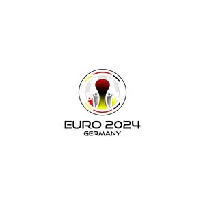 Logo design EURO 2024 GERMANY