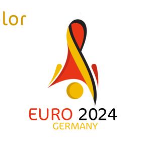 Euro logo desgin