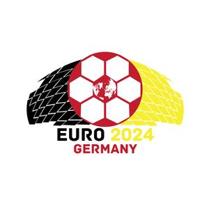 Euro 2024 logo Germany