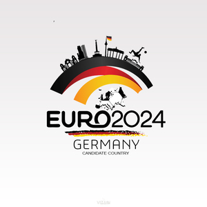 GERMANY EURO 2024 CANDIDATE COUNTRY