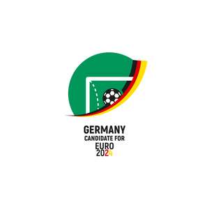 Germany on their way to score hosting Euro 2024