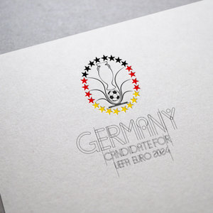 New design Germany  euro 2024