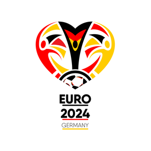 Proposition for Germany logo bid for EURO 2024