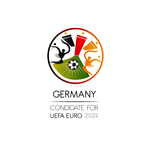 Logo germany - euro 2024