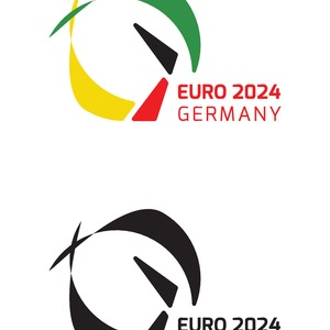 logo for Germany's European Football Championship 2024