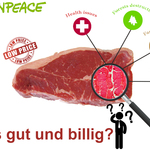 Real price of cheap meat