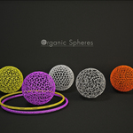 Organic Spheres