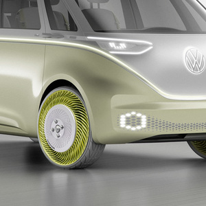 3D Printed Airless Tyres