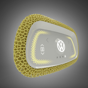 VW ID BUZZ Steering Grips (Updated)