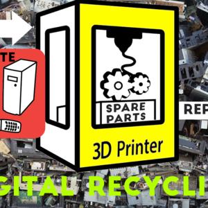 Digital recycling/ e-waste app
