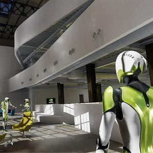 VR Learning World