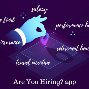Are You Hiring? app