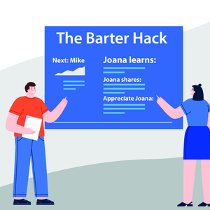 The Empathy Barter Hack - Update