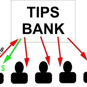 tips bank